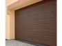 Sectional doors for residency